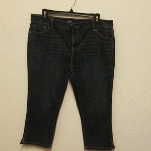 Capri Jeans - Vera Wang